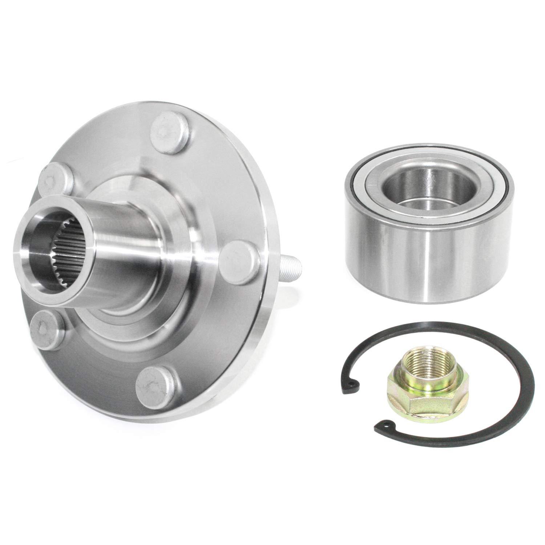 DuraGo 29596103 Wheel Hub Kit Front