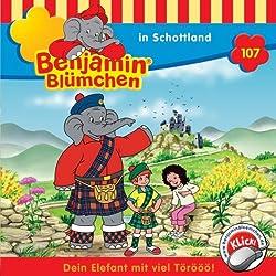 Benjamin in Schottland (Benjamin Blümchen 107)
