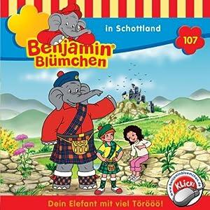 Benjamin in Schottland (Benjamin Blümchen 107) Hörspiel