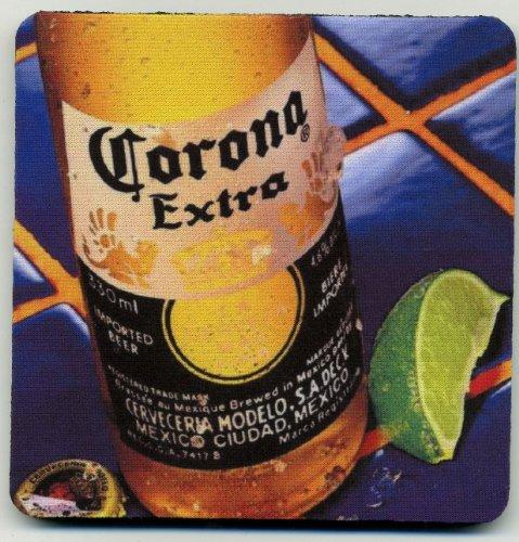 Corona Extra Cerveza coaster set - Mexican (Corona Mexican Beer)