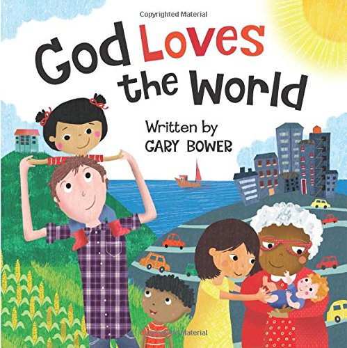 God Loves the World - Bower Mall Stores