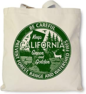 product image for Hank Player U.S.A. Keep California Green And Golden Tote Bag