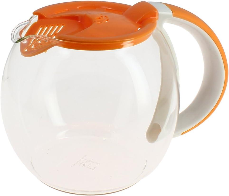 Jarra Color Amarillo Con Tapa Para Cafetera: Amazon.es: Grandes electrodomésticos