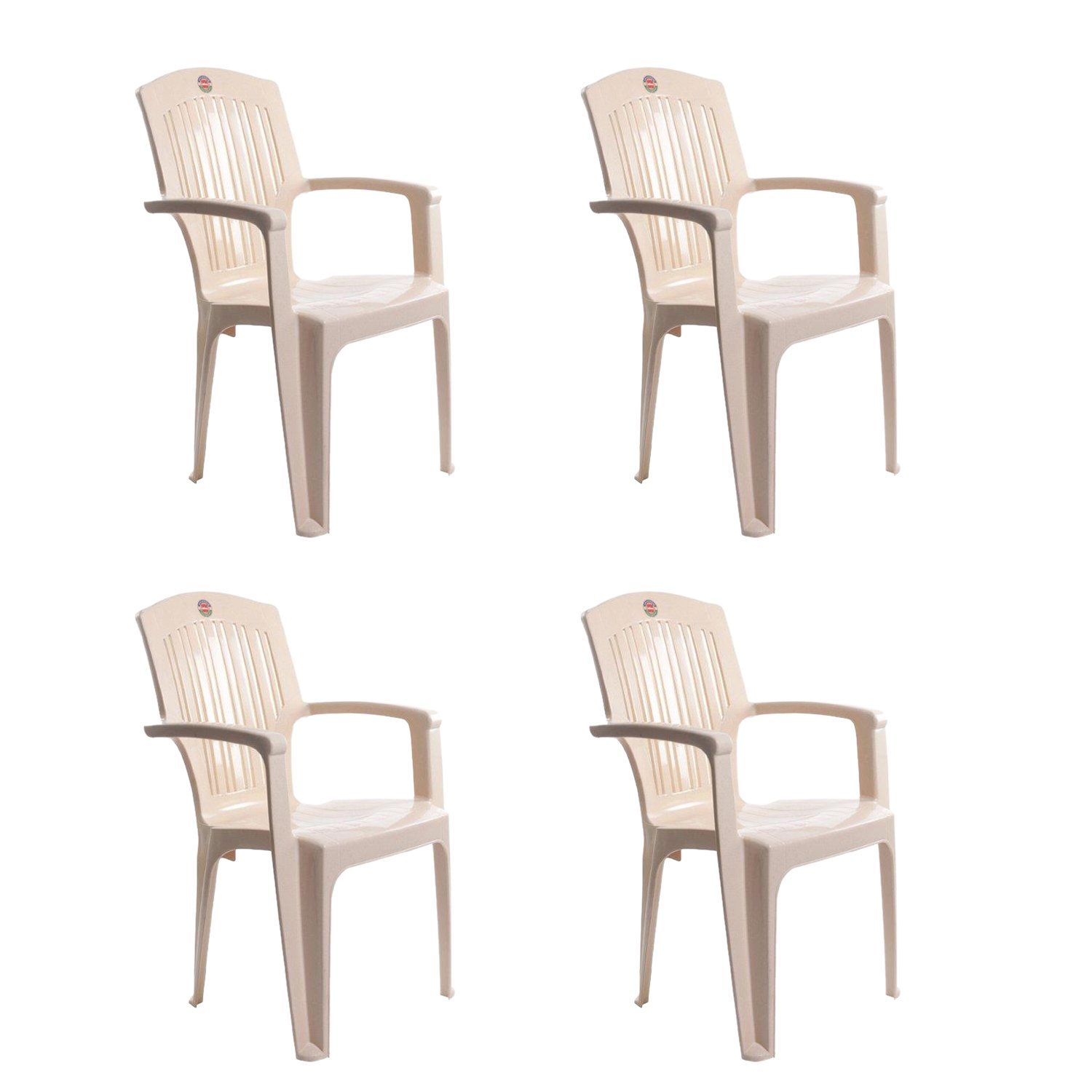 Cello Comrade Set of 4 Chairs