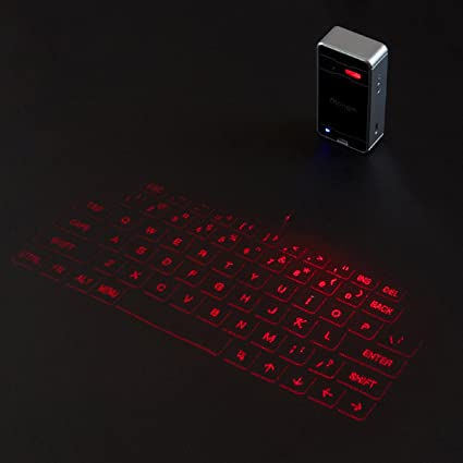 Atongm Celluon Magic Cube Bluetooth Virtual Keyboard And Mouse