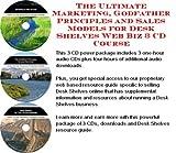 The Ultimate Marketing, Godfather Principles and Sales Models for Desk Shelves Web Biz 3 CD Course