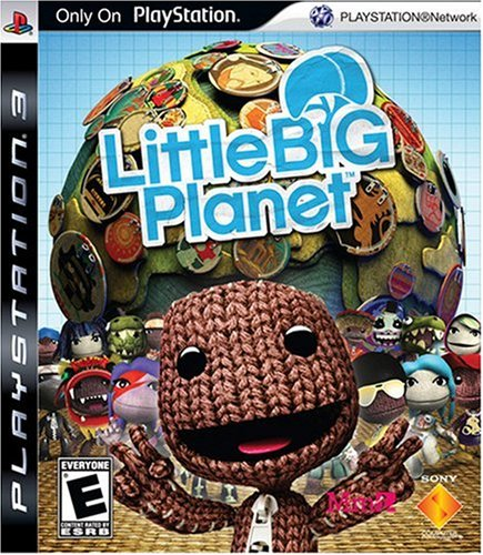 LittleBigPlanet - Playstation 3 (Playstation 3 Super Mario)