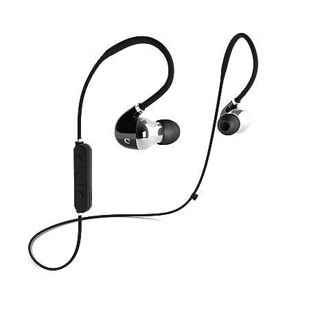 DOCKIN D Move Auricolari Stereo Bluetooth 4.1 Impermeabili IPX4 per Sport  con Comandi   Microfono Integrato c3b3840ac8fe