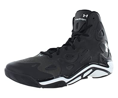 6917fde640140 Under Armour Men's Micro G Anatomix Spawn Ii Basketball Shoes Black ...