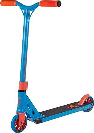 Longway Summit Mini 2K19 Scooter Freestyle (Azul/Naranja ...