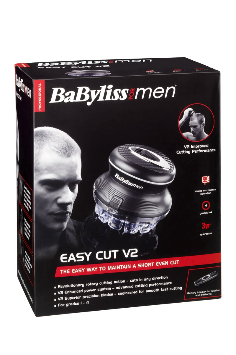 Babyliss 10U Easy Cut V10 Hair Clipper And Trimmer For Men (10U