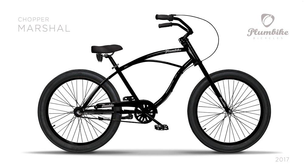 Plumbike ® · Chopper · Bici · Ciclismo · COMSHAPE cuadro · Moda ...