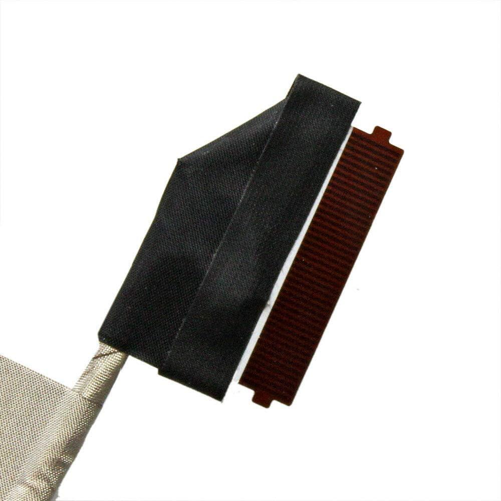 Zahara Cable flexible de repuesto para pantalla LCD EDP para HP 17-X 17-Y Series 17-Y018CA 17-y031nr NFL17 450.08C07.0011 no t/áctil