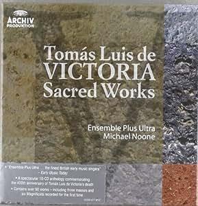 Victoria: Obras Sacras 10CDs