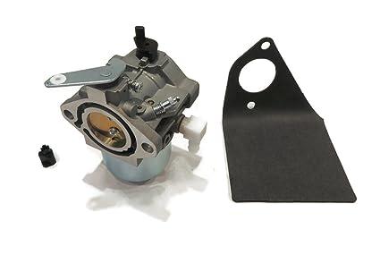 The ROP Shop Carburetor Carb for Briggs & Stratton Simplicity Snapper  497164 497844 499029