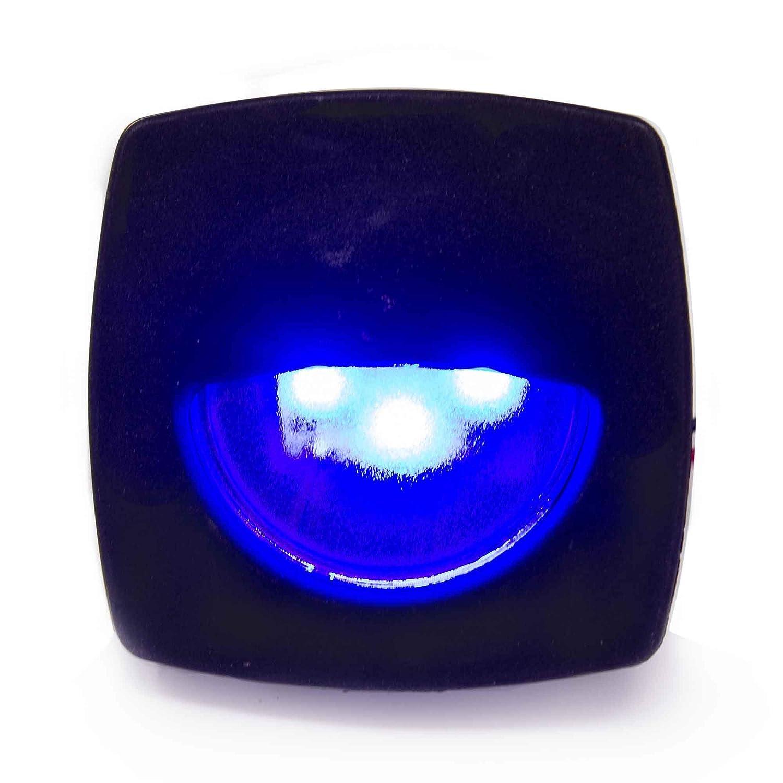 Black Housing Five Oceans LED Blue Companion Way Light