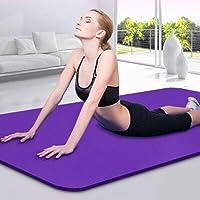 MUZIM TP Antideslizante Yoga Mat Interior del Entrenamiento