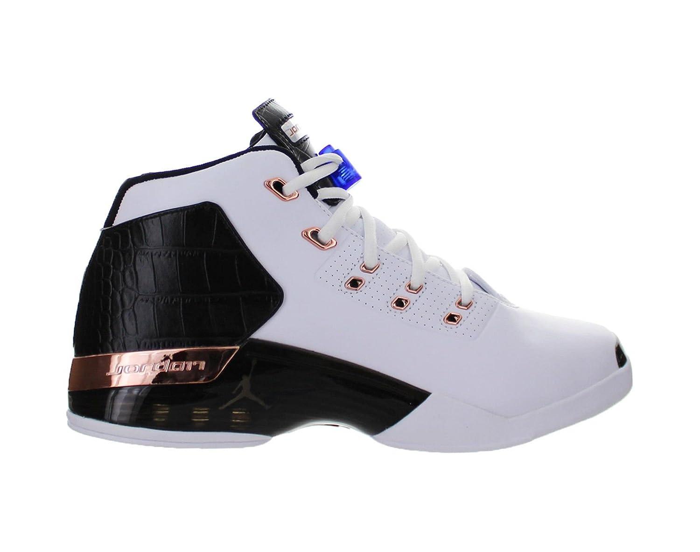 [ナイキ] エア ジョーダン レトロ Air Jordan 17 Retro Copper ホワイト ブラック 832816-122 [並行輸入品] B07BMLKWVQ  26.0 cm