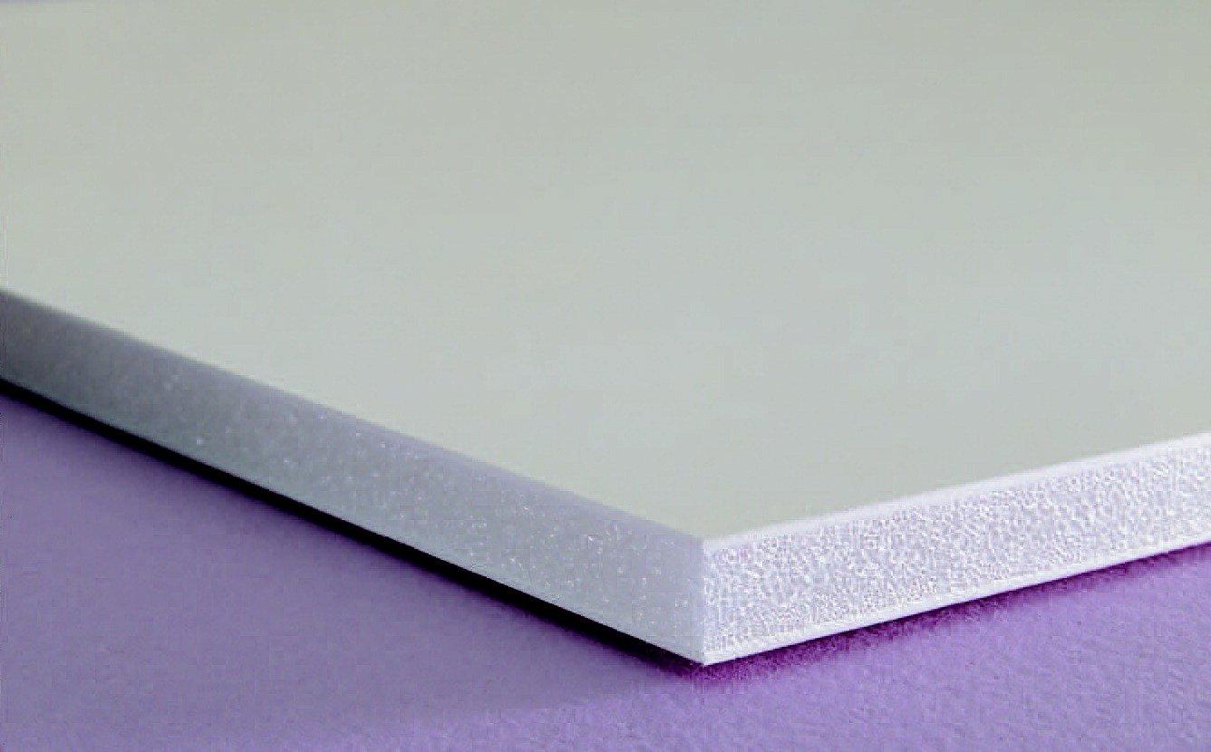 """Foam Wall Mounted Whiteboard Size: 3'4"""" H x 2'6"""" W"""