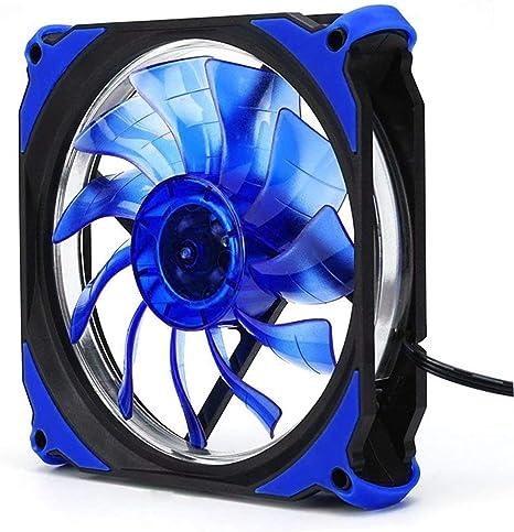 Gugutogo Eclipse 120mm LED Cooling Cooler Ventilador Estuche para ...