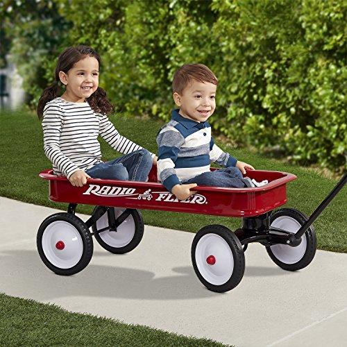 042385907031 - Radio Flyer Classic Red Wagon carousel main 5