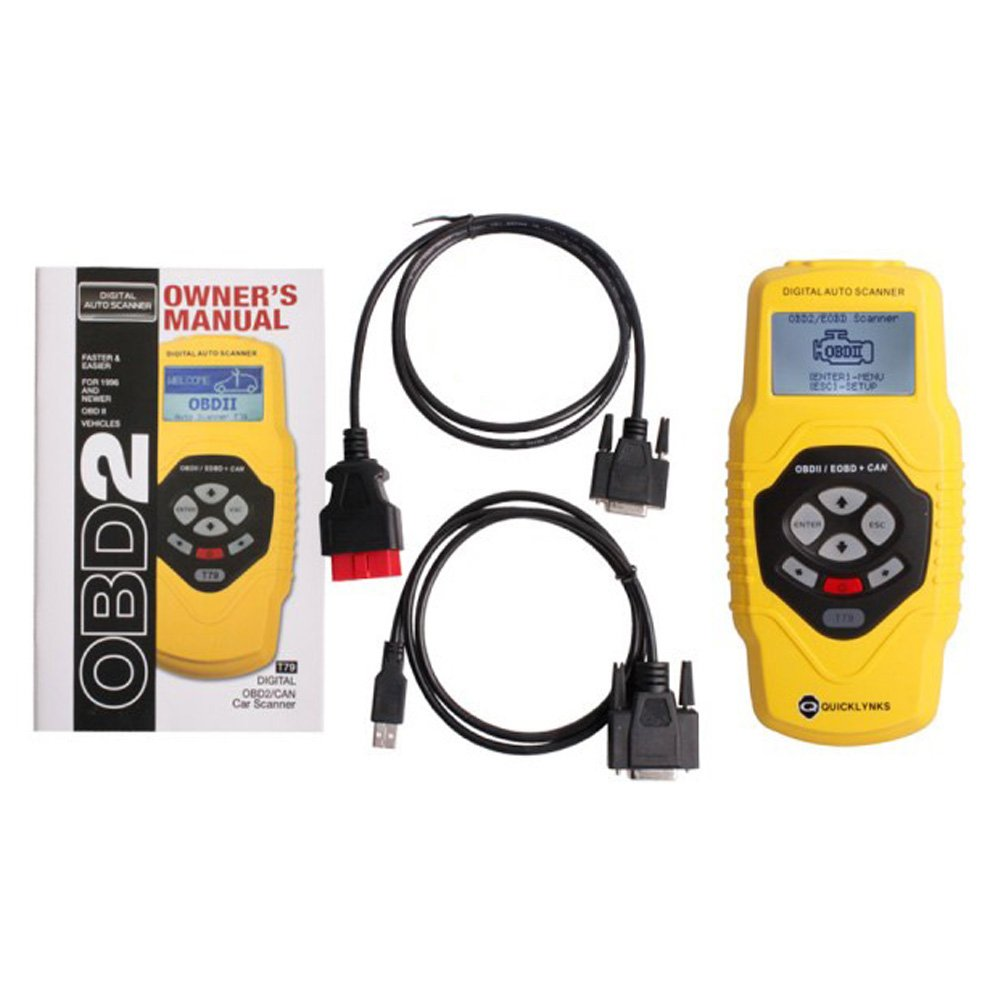 Amazon.com: ICARSCANNER Diagnostic Scan Tool T79 Code Reader CAN OBDII  Diagnostic Tool with Live Data for OBD2 Vehicles: Automotive