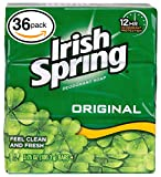 Irish Spring Deodorant Bar Soap (36 Bars, 3.75oz Each Bar, Original) Review