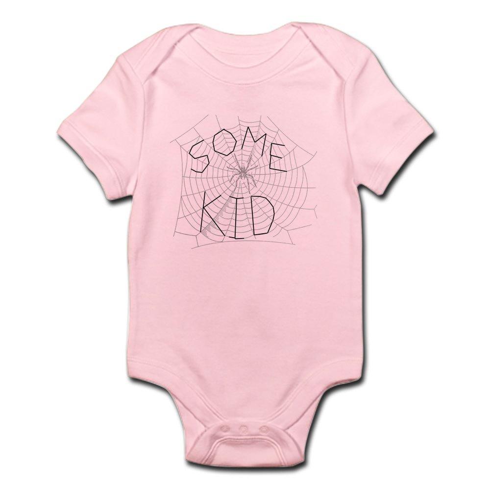 CafePress - Some Kid - Cute Infant Bodysuit Baby Romper