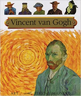 vincent van gogh first discovery art spiral bound 1994 author jean philippe chabot