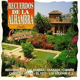 Amazon.com: Recuerdos de la Alhambra: Manuel Cubedo: MP3