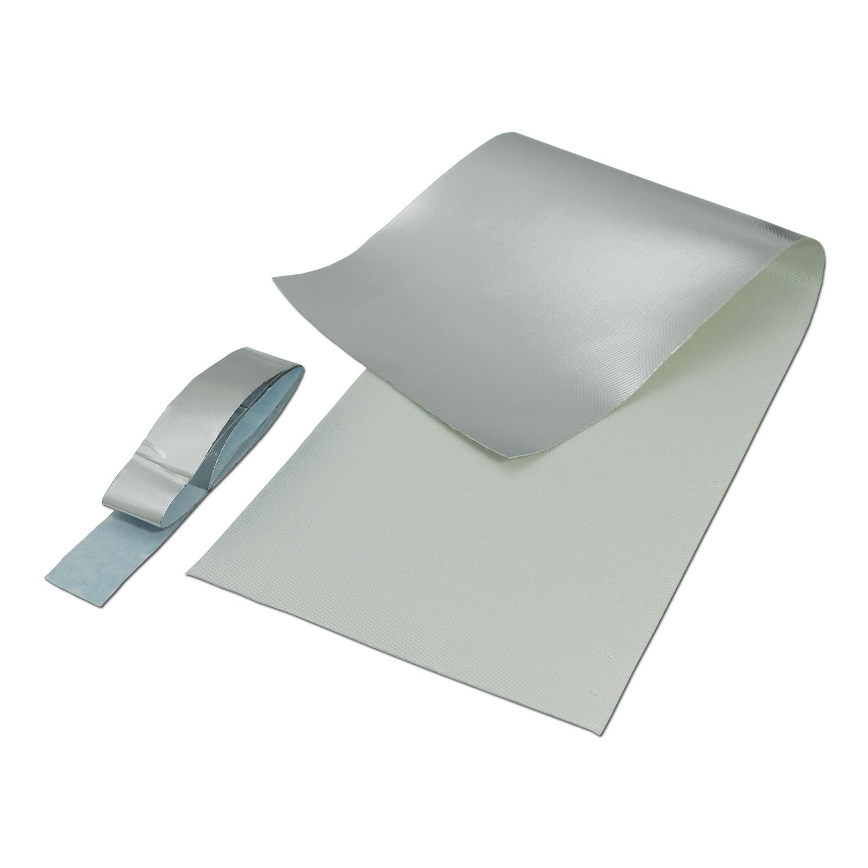 Single Rail Heatshield Products 700270 Fuel Rail Heat Shield Kit