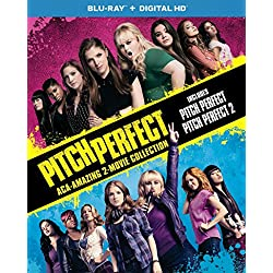 Pitch Perfect Aca-Amazing 2-Movie Collection [Blu-ray]