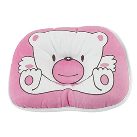 Infantil bebé almohada, Woopower oso patrón anti-roll ...