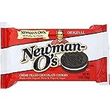 Newman's Own Newman-O's Sandwich crèmes, Original, 13-oz. (Pack of 6)