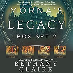 Morna's Legacy, Box Set #2 Hörbuch