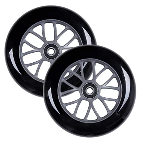 AOWISH 2-Pack 125 mm Scooter Ruedas 125 mm Kick Scooters ...