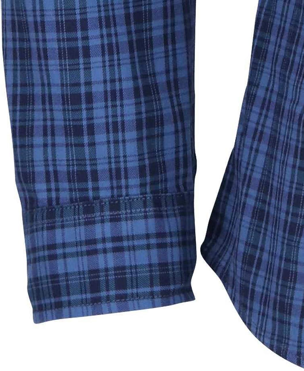 Tommy Hilfiger TJM Essential Check Shirt Camisa para Hombre