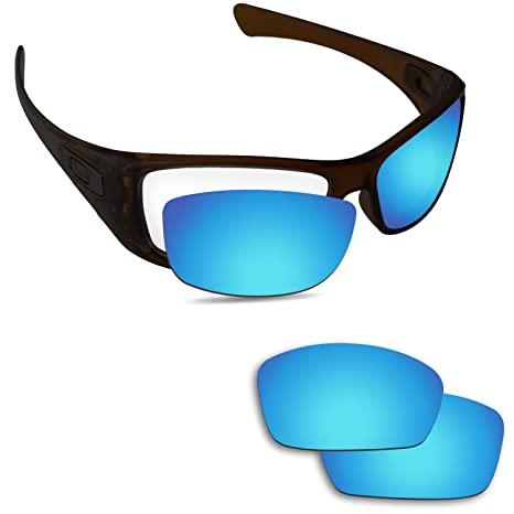 fiskr anti saltwater replacement lenses for oakley hijinx sunglasses rh amazon ca