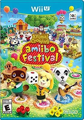 Amazon.com: Animal Crossing: amiibo Festival Bundle - Wii U ...