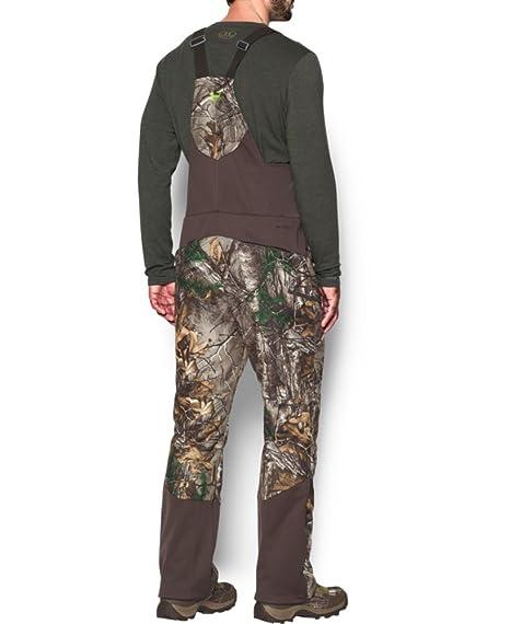 4556665c73f9b Amazon.com : Under Armour Men's Stealth Fleece Bib : Clothing
