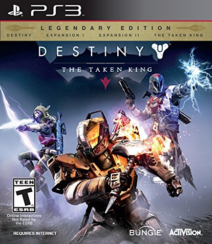 Destiny: The Taken King (Legendary Edition) - PlayStation 3 [Digital Code]