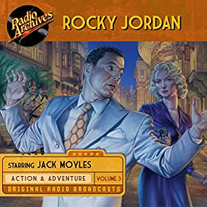 Rocky Jordan, Volume 3 Radio/TV Program