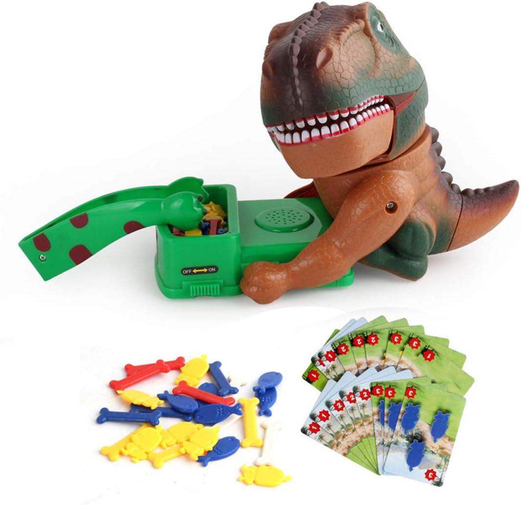MaNMaNing Dinosaur Tricky Intelligence Toys Juegos de Mesa Familiares Juguete de Miedo de Padre-Hijo (A): Amazon.es: Electrónica