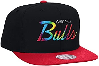Gorra Mitchell & Ness - NBA VF48Z Tie Dye Snapback Chicago Bulls ...