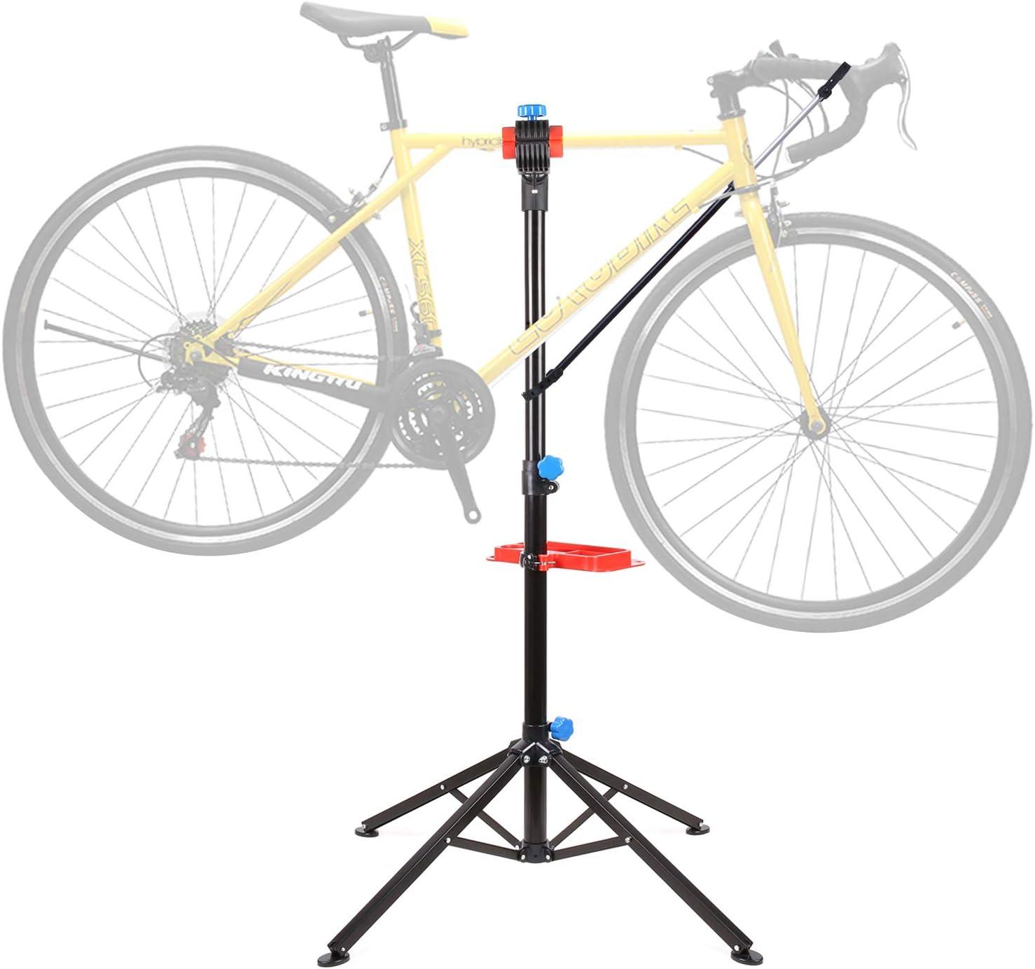 femor Montaje de Bicicleta con Portaherramientas Marco, Trípode de ...