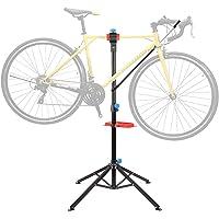 Femor Soporte de Reparación de Bicicletas, Caballete Reparación para Bicicleta, Altura Ajustable, Portátil, Plegable…