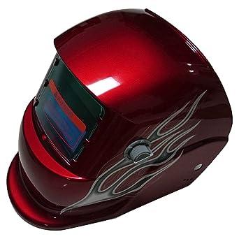 Cascos de soldador automático profesional modelo # 19 Casco Máscara de soldadura Solar Arc Tig Mig