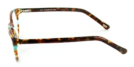 e0e0d89feb5 Amazon.com  Aloha Eyewear Tek Spex 1007 Women s Photo-Chromatic Progressive  Bifocal Reader Glasses Sunglasses (Tortoise Aqua w Regular Tint +1.50)   Health ...