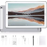 YESTEL Android 10.0 10-inch tablets met 4 GB RAM + 64 GB ROM - WiFi | Bluetooth | GPS, 8000mAH met hoes - (geen…