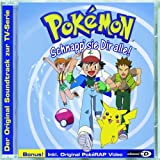 Pokemon, der Soundtrack zur TV-Serie